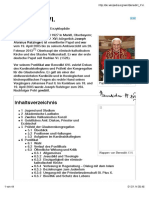 Benedikt XVI. - Wikipedia - Kuniwalde Rudimundi