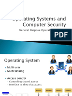 IT3004 - Operating Systems and Computer Security 05 - General Purpose Operating Systems.pptx