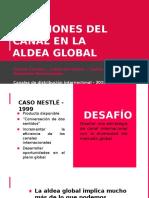 Presentación Canales de Distribución Internacional