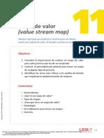 12 Mapa de Valor (Value Stream Map)