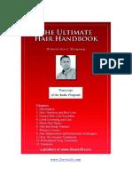 The Ultimate Hair Handbook Transcript