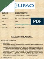 CÁLCULO POBLACIONAL (1).pps