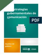 3. Las Estrategias Gubernamentales de Comunicación