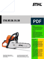 ms_390 Stihl Chainsaw manual