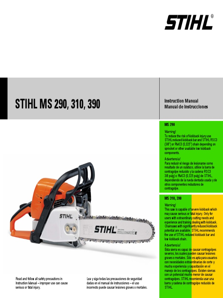 Pistón Cilindro Adecuado Stihl 029 290 310 390 Nuevo 46mm Motosierra