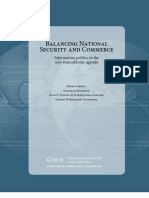 Balancing National Security and Commerce