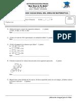 Ex Vacacional 4to Matematica