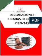 Declaración Jurada de Bienes y Rentas - Copia