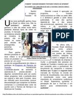 Córpora de Textos Para Reportagem (1)