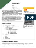Deutsche Bischofskonferenz – Wikipedia