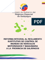 Reglamento de Vehículos 2014