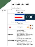 Deutschland 1945 Bis 1949 – Wikipedia