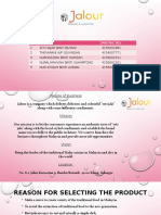 (G1)Final Presentation- Jalour