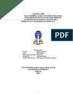 Laporan Pkp DESY AFRITA