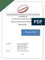 embriologia monografia