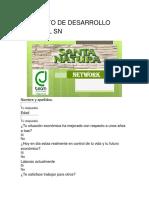 Proyecto de Desarrollo Integral Sn