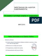 Etica y Competencias Del Auditor Gubernamental
