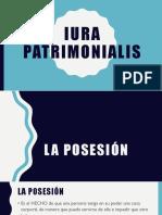 La Posesión en el Derecho Romano