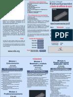 Triptico Curso Virtual Estructuracion y Diseno Acero 2018-Min