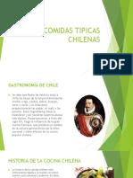 Comidas Tipicas Chilenas