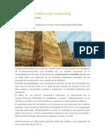 Tapial y La Construcción Sostenible