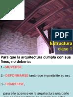 Estructuras. Conceptos Basicos