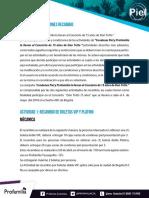 Terminos y Condiciones Campaña Don Tetto