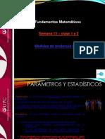 Estadistica Basica Sesion 31 10 2017 Datos Agrupados Para Presentas