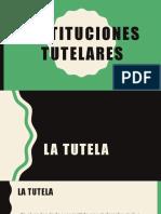 Instituciones tutelares en el derecho romano y peruano