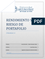Informe Finanzas II