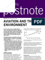 Aviation and the Enviorment