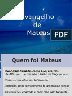 Evangelho de Sao Mateus