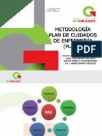 Metodología Para La Elaboración de Planes de Cuidados de Enfermería