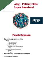 1. Epidemiologi - Polio