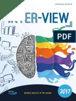 Business Analysis Inter-View Report 2017 Australia