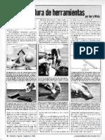 Minicurso Afiladura de Herramientas Septiembre 1982-01g