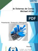 Controls Sistemas de Costos Clase 1