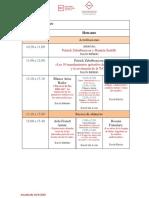 HispaTAV Programa Provisional
