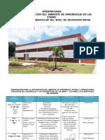 Orientaciones Para La Organizacioì__n Del Ambiente de Aprendizaje.doc.Septiembre Para Decorar 08-10-2015 1