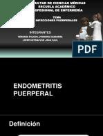 infecciones puerperales