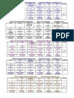 Cronograma Regular Macrodiscusiones Usamedic 2018 1