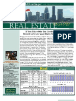 Wakefield Reutlinger Realtors September 2010 Newsletter