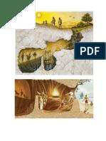 Imágenes caverna Platón