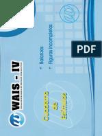 WAIS IV. Cuaderno de Estímulos 2. Balanzas y Figuras Incompletas