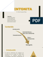 Bentonita
