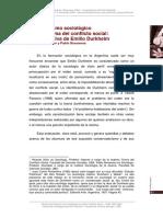 Objetivismo Sociologico y Conflicto Social