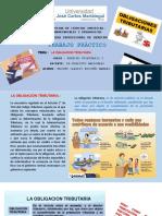 Exposicion Derecho Tributario 2018