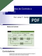 08 Modos de Controle e PLCs