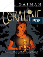 Neil Gaiman - Coraline Graphic Novel (2008)
