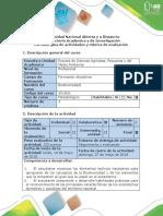 Guía de Actividades y Rúbrica de Evaluación - Fase 6. Examen Final (POA). Elaboración de Artículo Científico